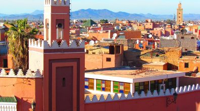 Triphop's top things to do in Marrakech.