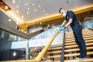 Hotel Cleaning in Covid-19